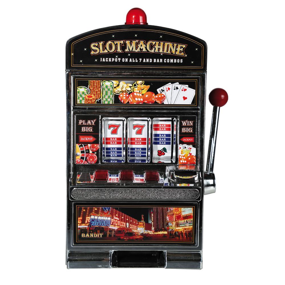 Machines a sous : jouer pour gagner à coup sûr